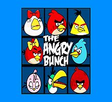 The Angry Bunch by Claukx Apparel