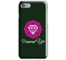 Diamond Life: Clarity ∞ Balance (Phone case) iPhone Case/Skin