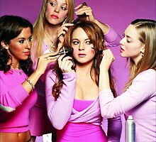 mean girls  by zoeproducts