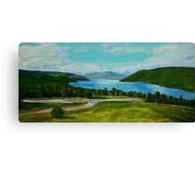 Canandaigua Lake Canvas Print