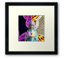 Ryou Bakura Change of Heart Framed Print
