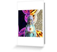 Ryou Bakura Change of Heart Greeting Card