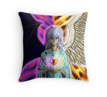 Ryou Bakura Change of Heart Throw Pillow