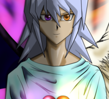 Ryou Bakura Change of Heart Sticker