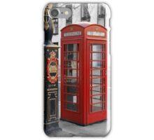 Iconic London iPhone Case/Skin