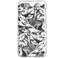 Andes iPhone Case/Skin