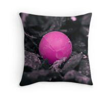 Lost BB pink version Throw Pillow