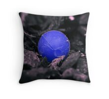 Lost BB blue version Throw Pillow