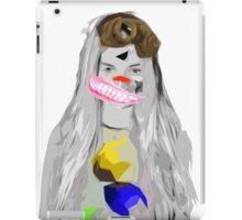 The Teeth 3 iPad Case/Skin