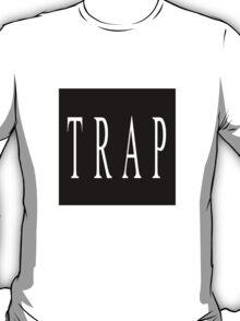 TRAP - Black T-Shirt