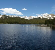 Brainard Lake, 10.300ft by MarcVDS