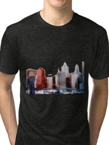 Dreamy Manhattan Tri-blend T-Shirt