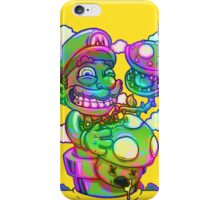 Trippy Mario iPhone Case/Skin