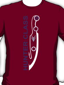 Destiny Hunter Class Funny Geek Nerd T-Shirt