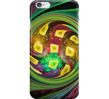 Cosmic Aftermath iPhone Case/Skin