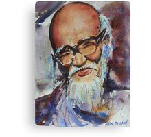 Sensei Fukuoka Canvas Print