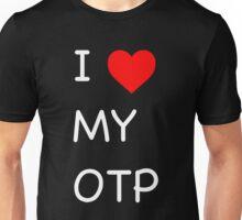OTP Valentine - Black Unisex T-Shirt