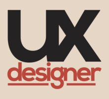 uxdesigner by dmcloth