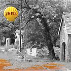 shell oil by TowerOne