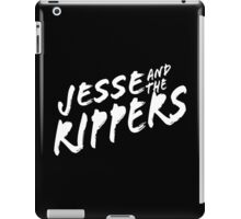 Jesse and the Rippers Funny Geek Nerd iPad Case/Skin