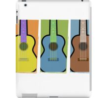 Warhol Ukes iPad Case/Skin