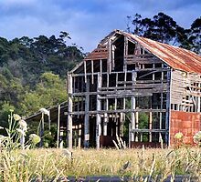 Iconic Landmark - Benandarah, NSW, Australia by Martin Lomé