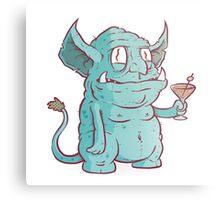 Drunk Goblin Metal Print