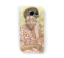 Mary Lou Williams Samsung Galaxy Case/Skin