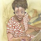 Mary Lou Williams by Keith Henry Brown