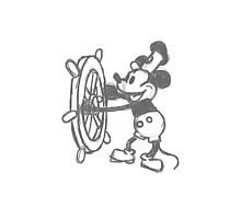 Steamboat Willie by spectromagiic