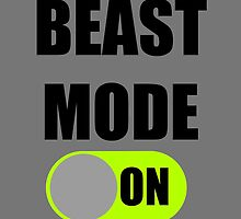 Beast Mode ON by BlueBeast