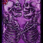 skeleton lovers by Steph Ruple