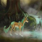 KinRin in the Forest by Phoenixcry