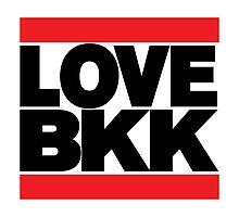 LOVE BKK Photographic Print