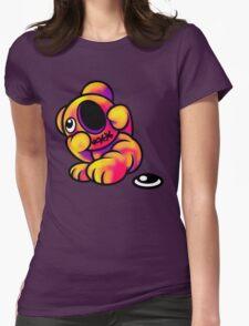 Missing Eye Teddy Bear Bright T-Shirt