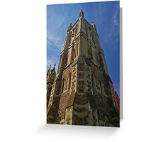 St Francis Xavier Cathedral Greeting Card
