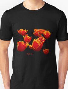 Fire flowers T-Shirt