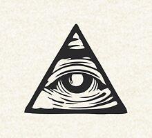 Illuminati eye Hoodie