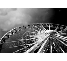 The Wheel of Excellence Photographic Print