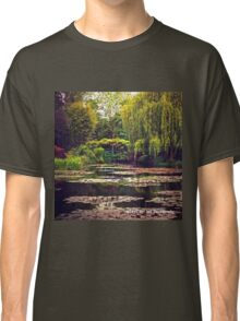 France - Monet's Garden Classic T-Shirt