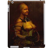 The perfect woman; test subject #3 iPad Case/Skin