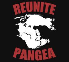 Reunite Pangea Funny Geek Nerd by norowelang