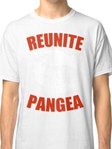 Reunite Pangea Funny Geek Nerd Classic T-Shirt