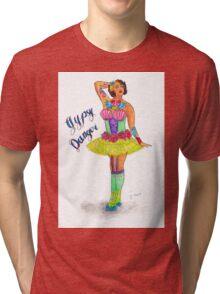 Gypsy Danger Version 2 Tri-blend T-Shirt
