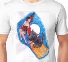 Patchie Su's Wild Ride Unisex T-Shirt