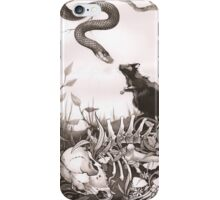 Death Kiss iPhone Case/Skin