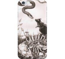 Death Kiss iPhone Case/Skin