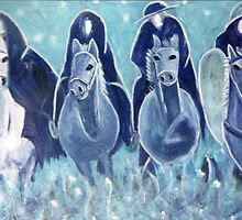 Four Horsemen by TRACY BAGNALL