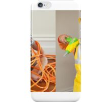 The renovation brothers iPhone Case/Skin