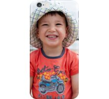 Henry - all smiles iPhone Case/Skin